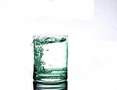 agua como parte de la dieta