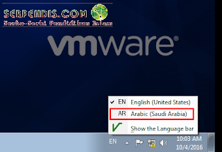 Tutorial Instal Font Arabic di Windows 7