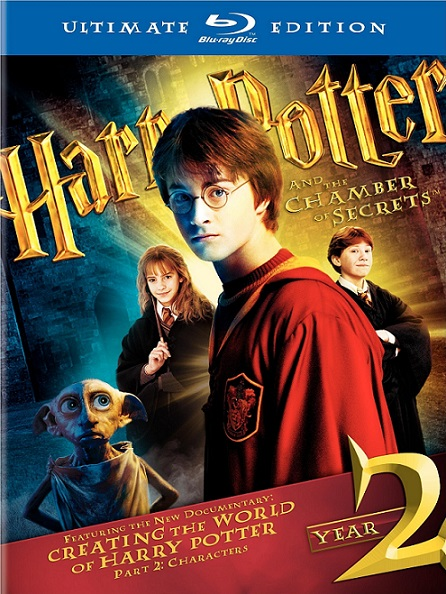 Harry Potter and the Chamber of Secrets EXTENDED (Harry Potter y La Cámara Secreta) (2002) 720p y 1080p BDRip mkv Dual Audio AC3 5.1 ch