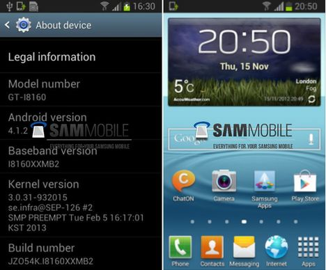 Samsung, Android Smartphone, Smartphone, Samsung Smartphone, Samsung Galaxy Ace 2, Galaxy Ace 2, Android, Android 4.1.2