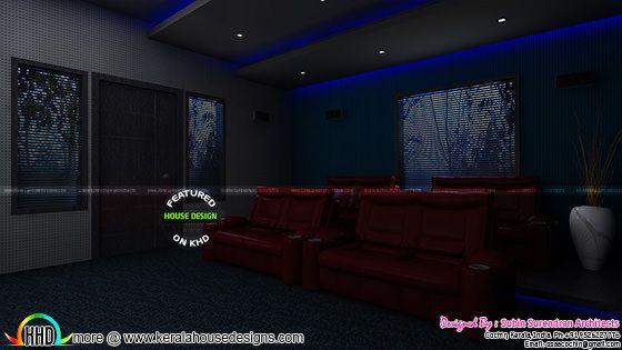 Home theater seating Kerala