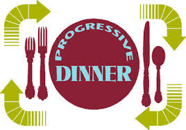 Save the Date: May 21 FDP Progressive Dinner