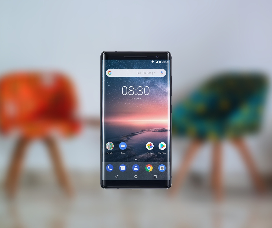 Nokia 8 Sirocco and Nokia 5 will upgrade to Android 9 0 Pie
