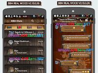 BBM Mod Original Wood Theme V2.13.0.26 apk Terbaru