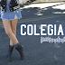 Lookandinho: Colegial