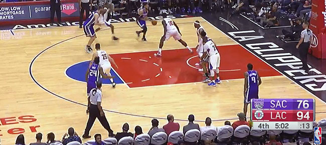 Sacramento Kings' Amazing Comeback from 18 Down with 5 Minutes Left! (VIDEO)