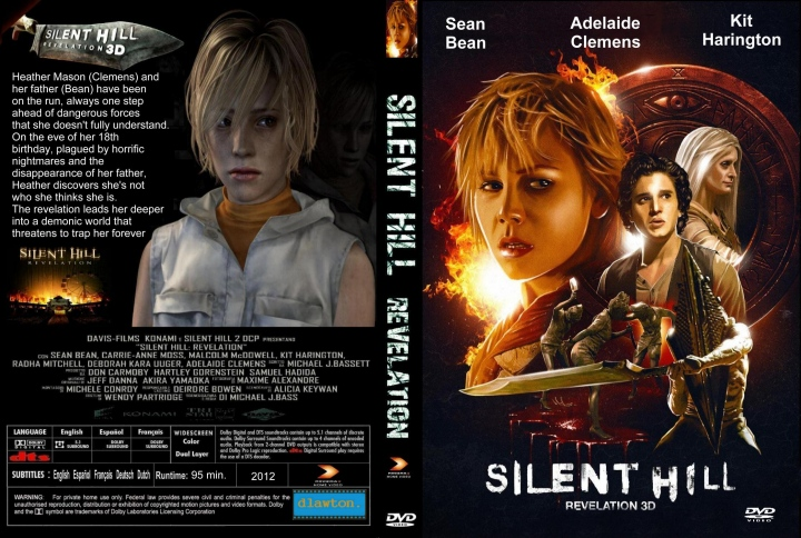 Silent Hill Revelation 3d 2012 Synopsis And Quotes Ginae Reviews