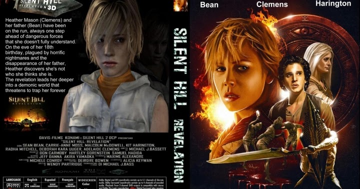 silent hill 2 movie characters