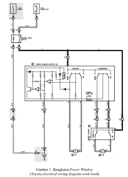 Central Power Door Lock Wiring Diagram Collection