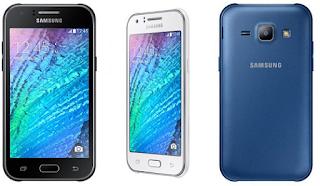 Spesifikasi Samsung Galaxy J1, Smatphone murah dengan memori internal Upto 128 GB