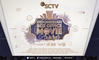 Nominasi dan Pemenang Indonesian Box Office Movie Awards 2016
