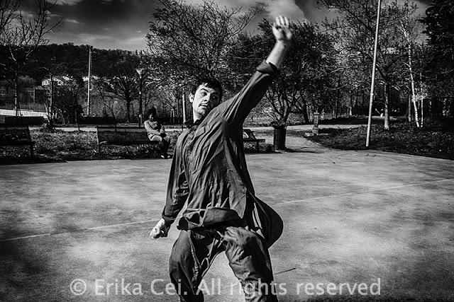 Trieste borgo san Sergio rifugiati cricket