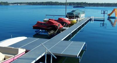 aluminum boat docks, aluminum dock sections, boat dock parts, aluminum docks, dock installation, dock design