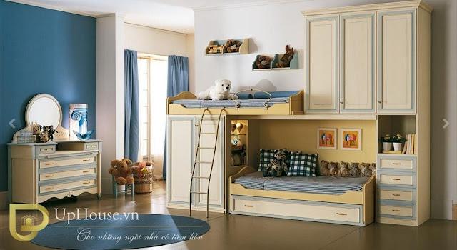 Mẫu giường tầng đẹp 16