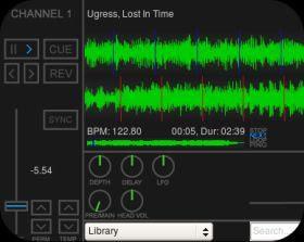 Download Mixxx to remix music