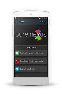 Rom Pure Nexus Lenovo A369i