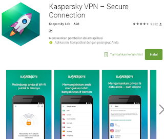 Ulasan Tentang Kaspersky VPN – Secure Connection
