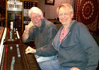 Ken Scott and Bobby Owsinski at Total Access Recording from Bobby Owsinski's Big Picture production blog