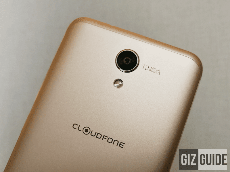 Cloudfone Excite Prime 2: First Camera Samples