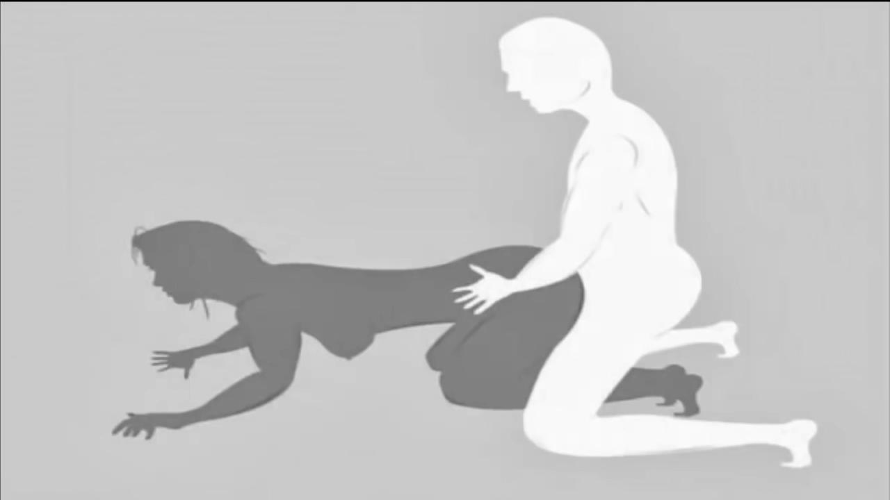 كيف يتم الاتصال الجنسي بالصور المتحركة