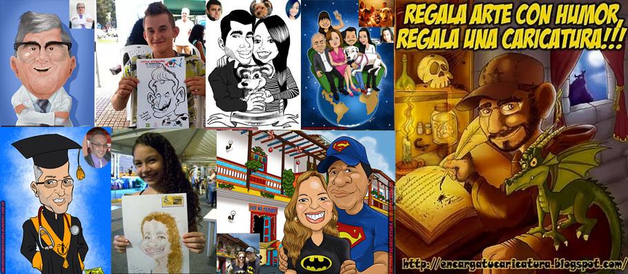 Caricaturas digitales para regalo (haga click aquí)