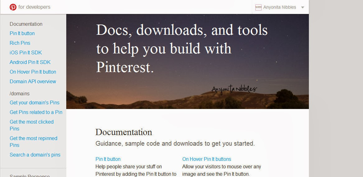 Embed Pinterest Boards into Blog Posts Step 3