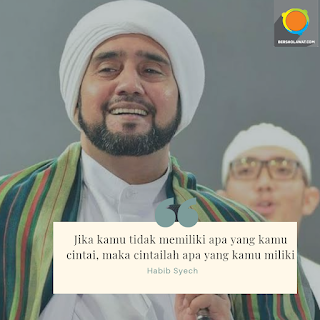 Kata Motivasi Habib Syech #3
