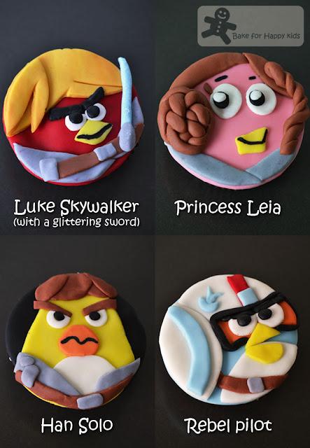 angry birds star wars luke skywalker princess leia