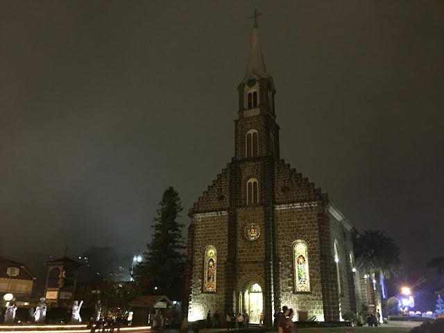 Paróquia São Pedro, Gramado.