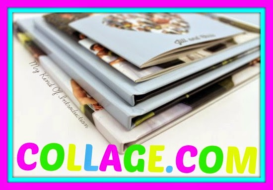 Collage.com Photobooks
