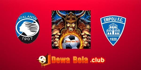 Prediksi Skor Atalanta VS Empoli 21 Desember 2016