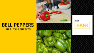 Health Benefits Of Bell Peppers Including Weight Loss