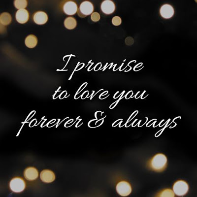 love promise quotes