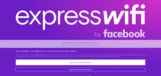 Facebook Launches ExpressWifi Hotspot in Lagos