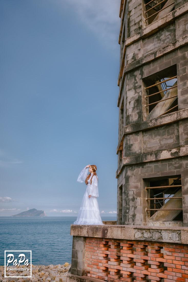 PAPA-PHOTO 自助婚紗宜蘭/婚攝趴趴古董婚紗