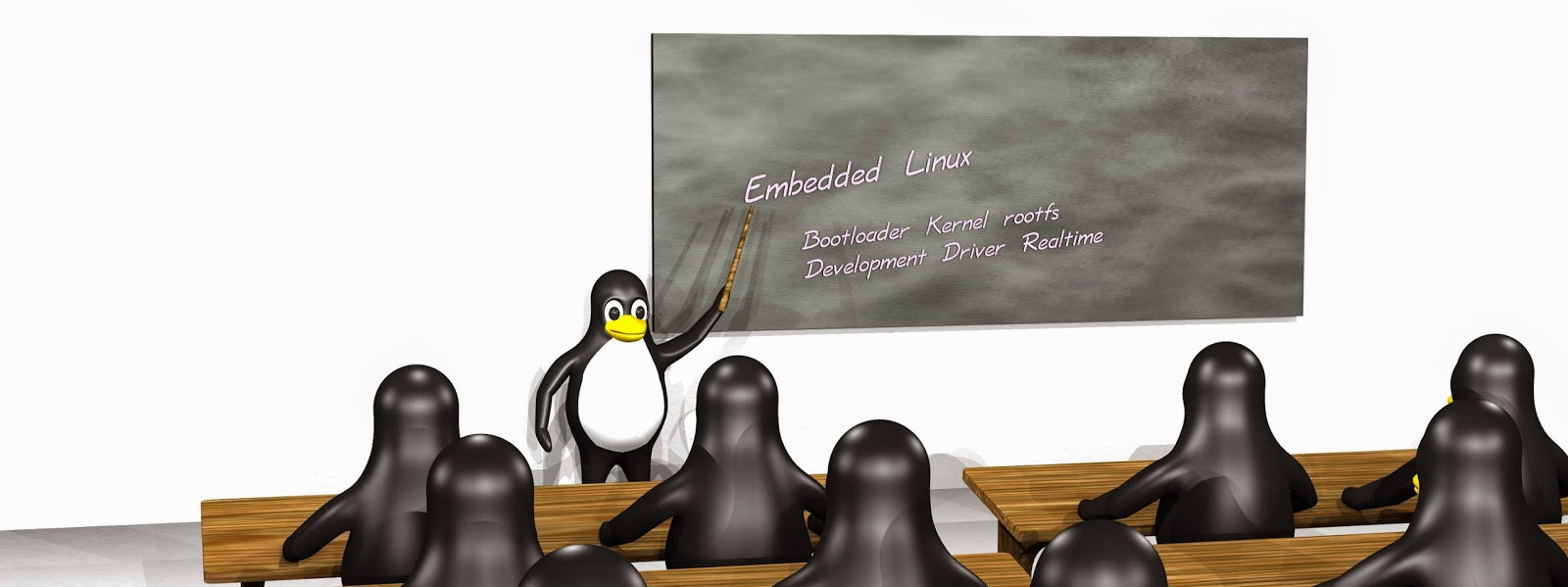 Embedded Linux Systems: First software for Embedded Linux