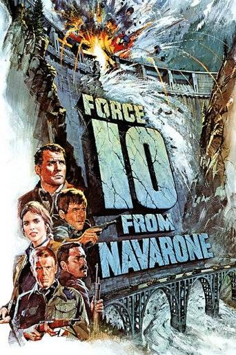 Force 10 from Navarone (1978) ταινιες online seires xrysoi greek subs
