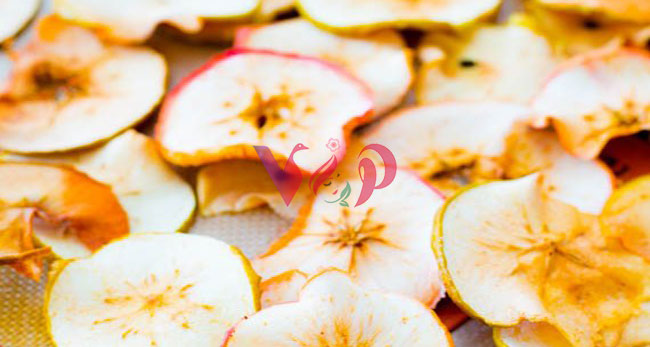 Fırında Elma Cipsi Nasıl Yapılır