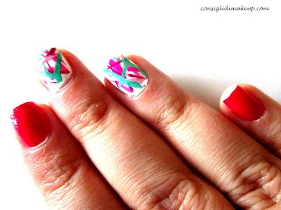 Nail art: Fantasy