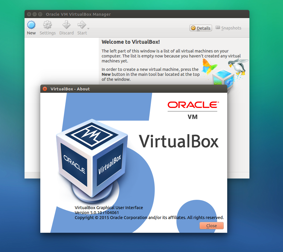 qnx virtualbox image