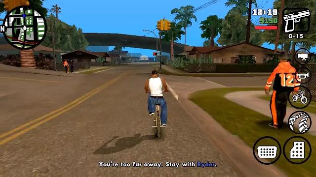 GTA San Andreas Android Free Download