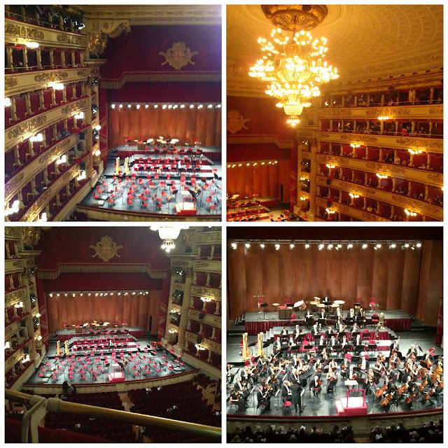 Teatro Scala de Milão