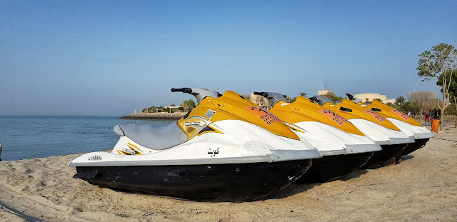 Jet Skiing in Kuwait
