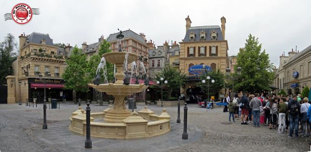 Disneyland Paris - Studios - Ratatouille