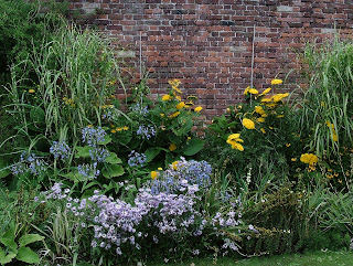 Border planting Tredegar House Green Fingered Blog