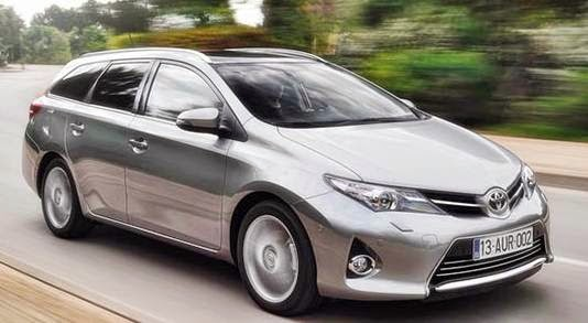 2015 Toyota Auris Specs