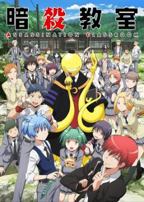 Ansatsu no Kyoushitsu Anime