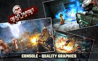 DEAD TARGET: Zombie screenshot 3