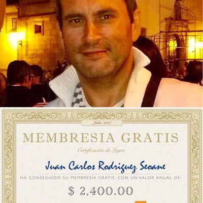 Juan Carlos Rodriguez inCruises
