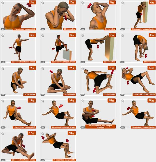 Les-exercices-étirement